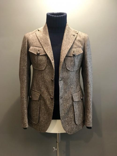 tagliatore_pino_lerario_field jacket