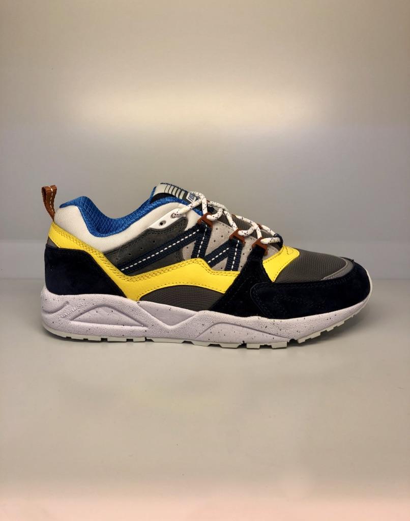 karhu_sneakers_fusion_2.0_yellow