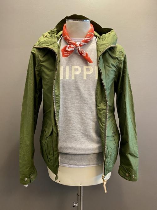 manifattura_ceccarelli_blazer_coat_cappuccio_verde